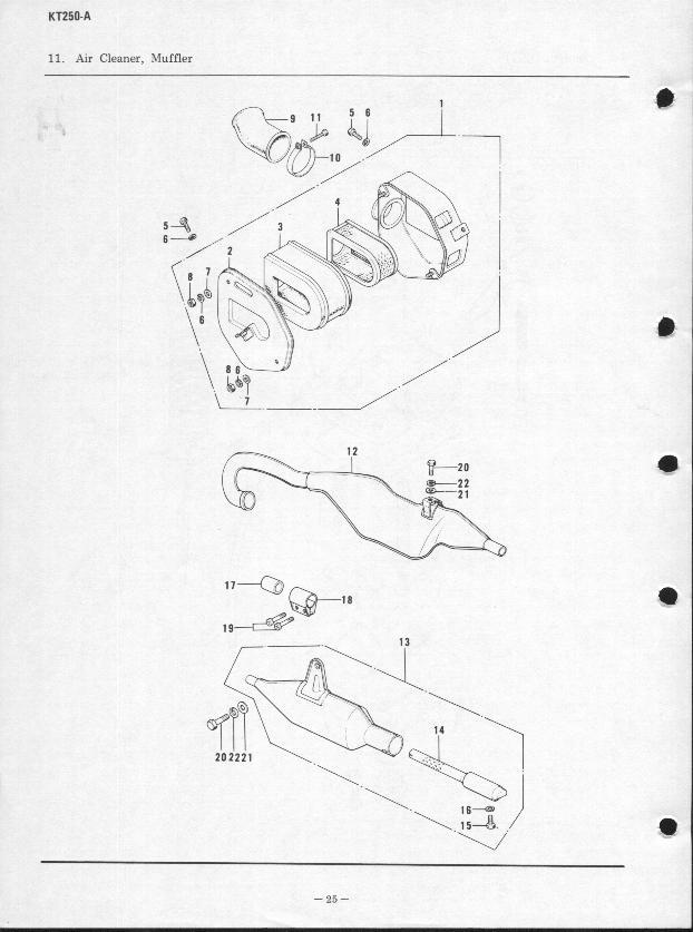 Kawasaki Kt 43 Manual